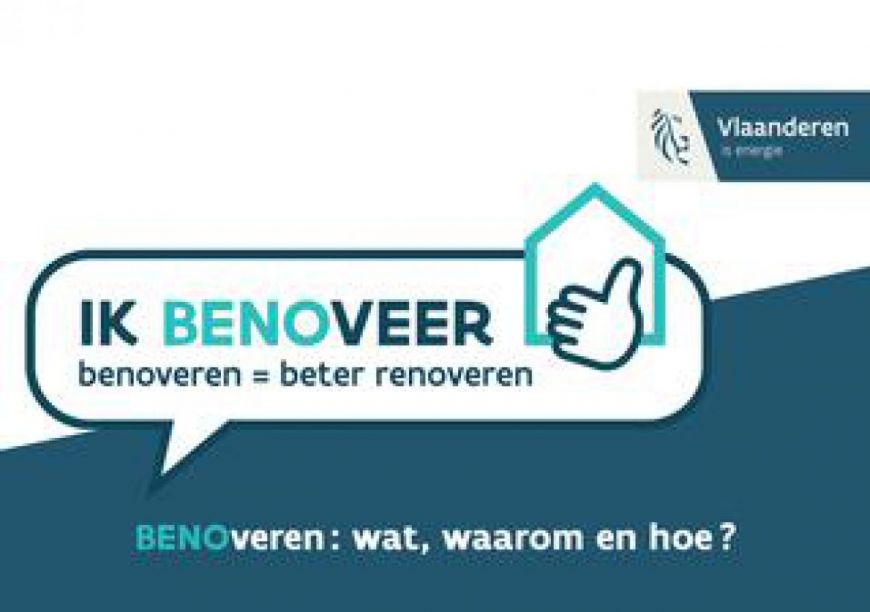 Renoveren of Benoveren?